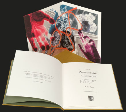 Image of the book Possession and print