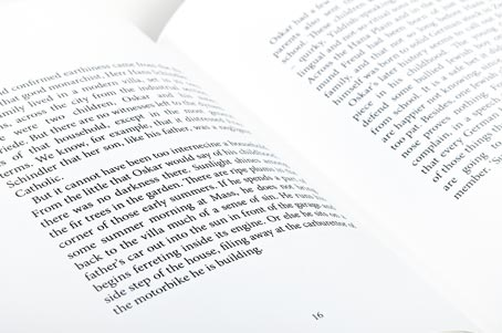 Page view of First Chapter Series Volume IV Schindlers Ark