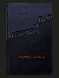 The Spy Who Came in from the Cold by John le Carré - Leather Edition