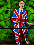 Nettle Dance by Gilbert & George